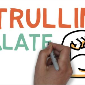 Citrulline Malate : What does Citrulline Malate do?