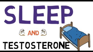 Here's How Sleep Can Double Testosterone