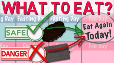 HOW TO BREAK A FAST: Best Results & Worst Mistakes (Refeed Syndrome)