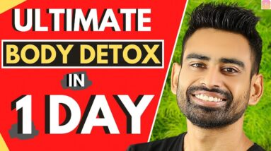 Detox Your Body at Home Once in 15 Days (Complete Fasting Guide & Right Way Explained)