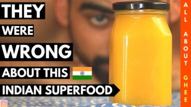 One Habit that India has Taught the World - ALL ABOUT GHEE