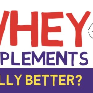 WHEY PROTEIN EXPLAINED - HOW WHEY PROTEIN SHAKES WORK